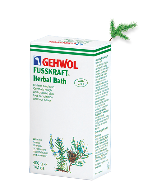 Геволь Травяная ванна Gehwol Fusskraft Herbal Bath