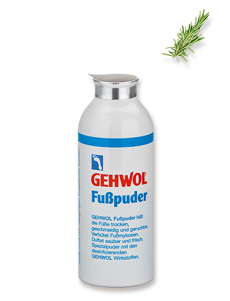 Геволь Пудра для ног Gehwol Foot Powder